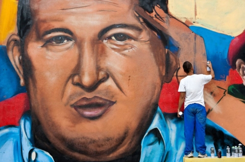 Hugo-Chavez-Painting
